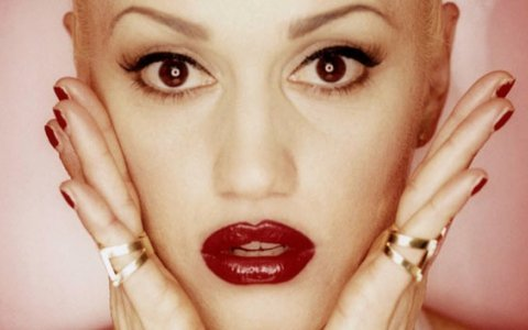 gwen stefani red lips. Gwen is truly one of our red